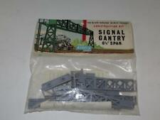 AIRFIX HO/OO MODEL RAILWAY KIT Signal Gantry Unmade in Rare Type 2 Bag