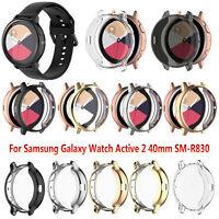 Pour Samsung Galaxy Watch Active 2 40mm SM-R830 Screen Protector Case Etui Coque