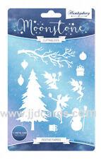 Hunkydory-Moonstone meurt-Twilight Noël-Festive Fées-Mstone 030