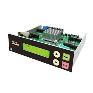 Acard 1 to 15 CD DVD Burner Disc Duplicator Controller + SATA cables ACARD-15T-R