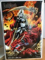 LADY DEATH DAMNATION GAME #1 DEMONIC EDT#58 Of 150 Signe By The Artist
