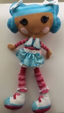 LaLaLoopsy Pajama Bag Pillow Doll Plush Toy Lovey Zipper Pouch-- 28 inches