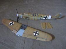 Blue BOX Toys Merrerschimitt BF-109G-6 1:18 Scale Rare Ultimate Soldier