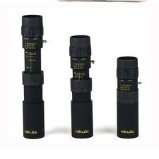 Jouni Nikula 10-30x25 Zoom Óptico HD de tamaño de bolsillo visión nocturna Monoculares telescopios