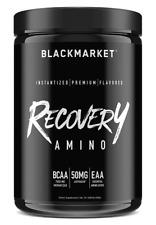 BLACKMARKET Recovery Amino, PEACH, 30 Servings, 300g