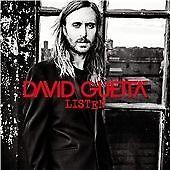 David Guetta - Listen (2014)  2CD Limited Edition  NEW/SEALED  SPEEDYPOST