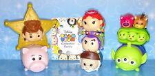 9 Tsum Tsum Disney Toy Story Pete Buzz Peas-in-a-pod Hamm Lotso Mystery vinyl