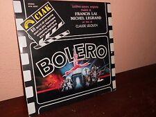 BOLERO-COLONNA SONORA ORIGINALE DEL FILM-LP-DISCO-VINILE-33 GIRI-MUSICA