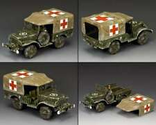 King and Country Being Retired BBA080 Dodge Ambulance