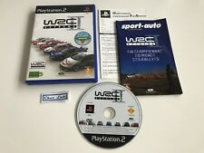 WRC II 2 Extreme - Sony PlayStation PS2 - PAL FR - Avec Notice
