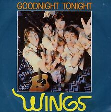 WINGS - PAUL MCARTNEY - GOODNIGHT TONIGHT - 1979 -  PORTUGAL