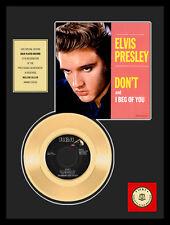 "ELVIS PRESLEY - DON'T 7"" GOLDENE SCHALLPLATTE (SI01082)"