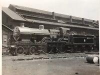 K1g Ephemera Undated Steam Train Photograph 40444