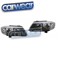 BMW E90/E91 LCI 3-Series '09-'11 OEM Style Angel-Eyes Head Lights