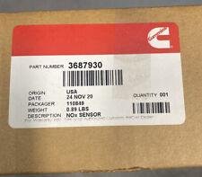 Cummins ISX Nox Sensor 3687930 (no core)