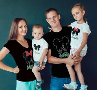 Christmas Family Vacation to Disney - Customized Matching-Add names to shirts!