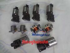 0B5 DL501 7Speed 10PCS Transmission Solenoids Set For Audi A4 A5 A6 A7 Q5 08-11