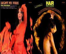 Firebirds  The 31 Flavors - Light My Fire/Hair, CD Neu