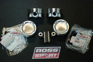 Mitsubishi Evo 1-9 Wiseco Forged Piston Kit 2.0 Litre