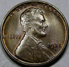 1925-D Lincoln Cent Superb Gem BU MS++RB... Tough Date, Amazing Coin & So NICE!!