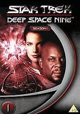 Star Trek Deep Space Nine - Season 1 Complete 1st First Series 6-Disc New UK DVD