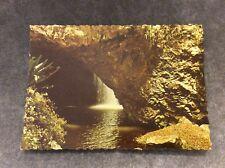 Vintage Postcard - Cave Creek Falls & Arch - Sth QLD - Unused