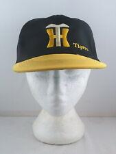 Hanshin Tigers Hat (VTG) - 1980s Pro Model - Adult Zipback