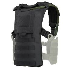Condor 242 Black MOLLE Modular Tactical Hydro Harness Hydration Carrier Backpack