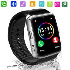 Men Bluetooth Smart Watch Wristwatch Sport Tool for Samsung Galaxy A6 J7 J8 J6 5