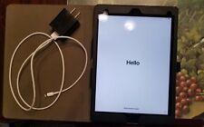 Apple iPad Pro 1st Gen - 128GB - Wi-Fi 9.7in - Space Gray MLMV2LL/A A1673 iOS B