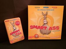 Lot Brand-New Smart Ass Card Game Booster Pack PLUS The Complete Board Game VGC
