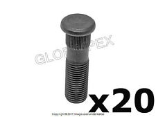 Porsche (1965-1989) Wheel Stud Front or Rear 52 mm (20) O.E.M. + 1 year Warranty