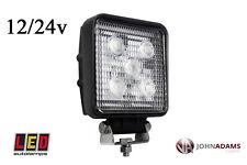 LED Lámpara de trabajo atuolamps 12/24V Cuadrado inundación camión remolque de tractor haz lúmenes
