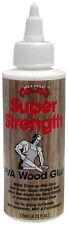 Helmar Super Strength PVA Wood Glue 4.23 fl.oz. Indoor Hardwood Softwood