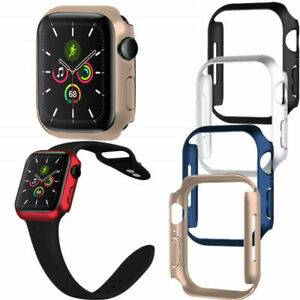 For Apple Watch Series 7 41mm 45mm Hard PC Bumper Protective Case Cover Frame US