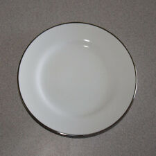 """Royal Doulton - Simply Platinum 2005 RD - Bread Plate - 6 1/2"""""""