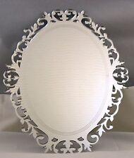 Oval Decorative Acrylic Mirror