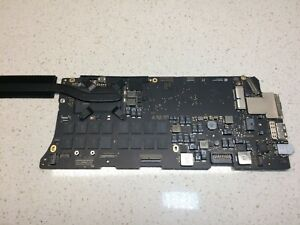 """MacBook Pro 13"""" A1502 Late 2013 to Mid 2014 2.6GHz i5 8GB 820-3476-A Logic board"""