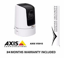 Axis V5915 Webcasting PTZ 30X Optical ZOOM IP Network Camera HD 1080P 0633-003