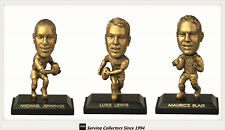 2009 Select AFL Limited Edition Gold Figurines Team Set (3) West Coast