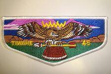 OA TIWAHE LODGE 45 SAN DIEGO IMPERIAL COUNCIL CA SCOUT PATCH HAWK SERVICE FLAP