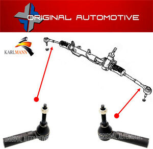 for CHRYSLER VOYAGER 2001-2008 FRONT STEERING OUTER TRACK TIE ROD ENDS