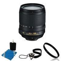 Nikon 18-105mm f/3.5-5.6G ED VR AF-S DX Nikkor Autofocus Lens Kit 18-105 mm NEW