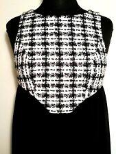 BCBG Womens Dress With Shaped Yoke Sleeveless Size 6