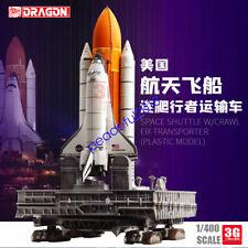 DRAGON 1/400 scale Space Shuttle Crawler Transporter Plastic Model launching pad