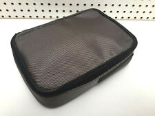 Lufthansa First Class Amenity Kit - Porsche Design - Kulturbeutel - grau - Neu