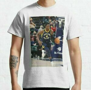 Victor Oladipo Indiana Pacers NBA Basketball Team T Shirt Funny Vintage Gift Tee