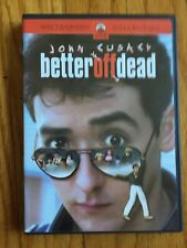Better Off Dead (Dvd, 2002, Sensormatic)