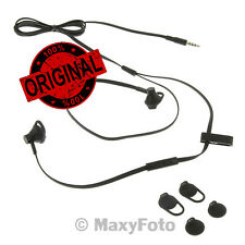 BLACKBERRY AURICOLARE STEREO ORIGINALE CUFFIE HDW-49299-001 iN-EAR BLACK 78A255A
