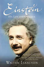 Einstein: His Life and Universe by Walter Isaacson  Paperback Book